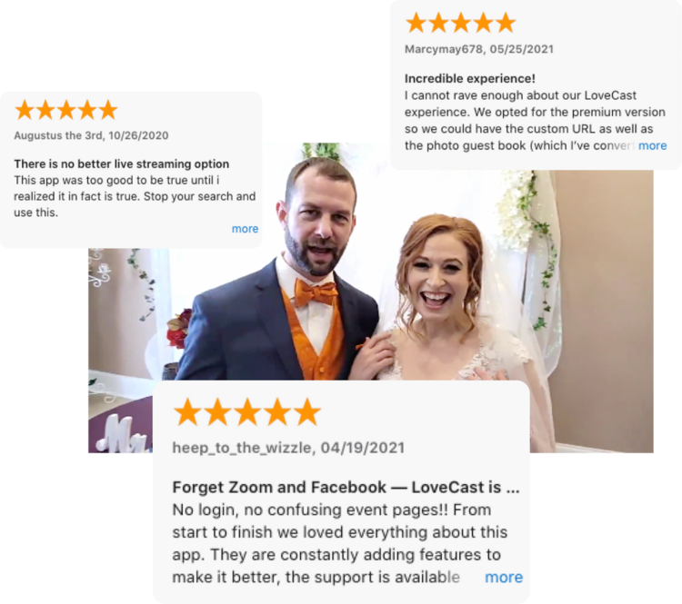 live streaming reviews