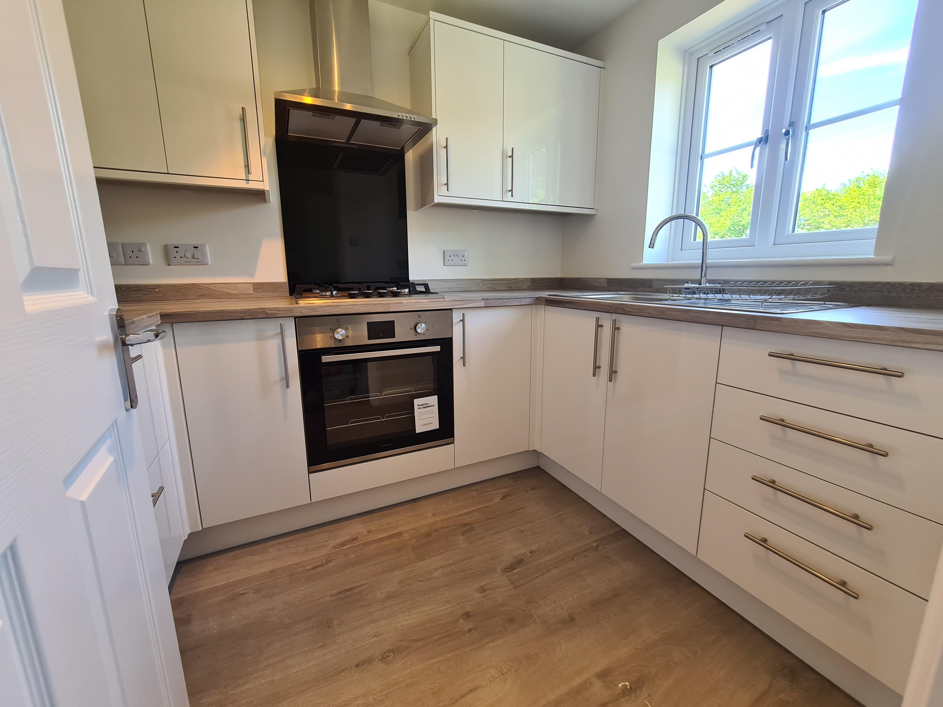 Perfect rental kitchen