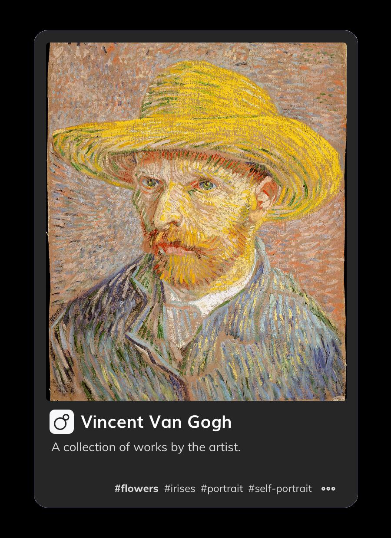 Picture of Van Gogh