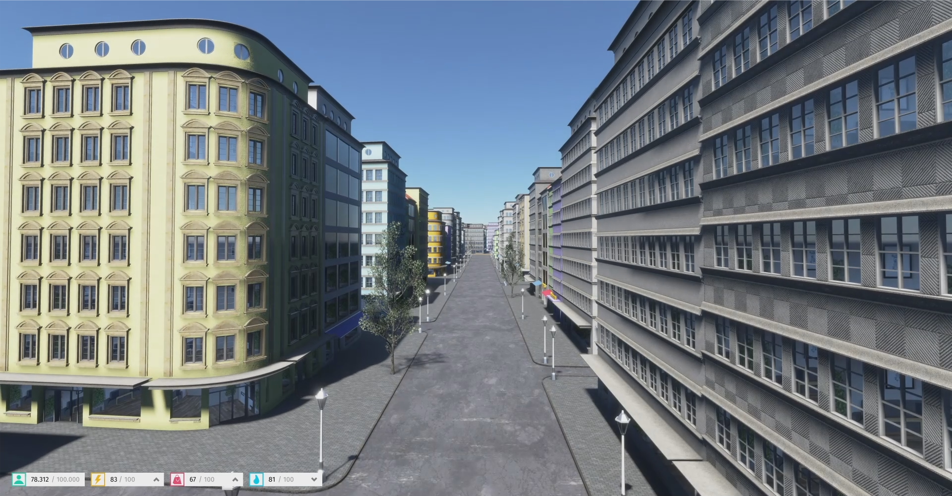 skillpolis preview city builder