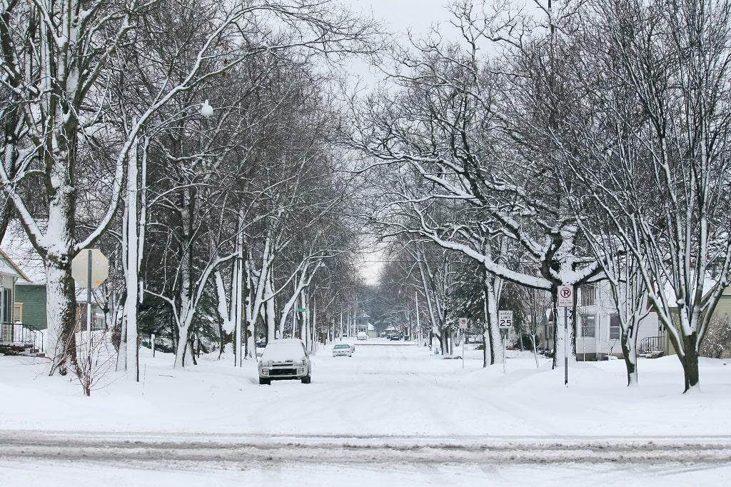 Iowa Snow Predictions 2021-2022