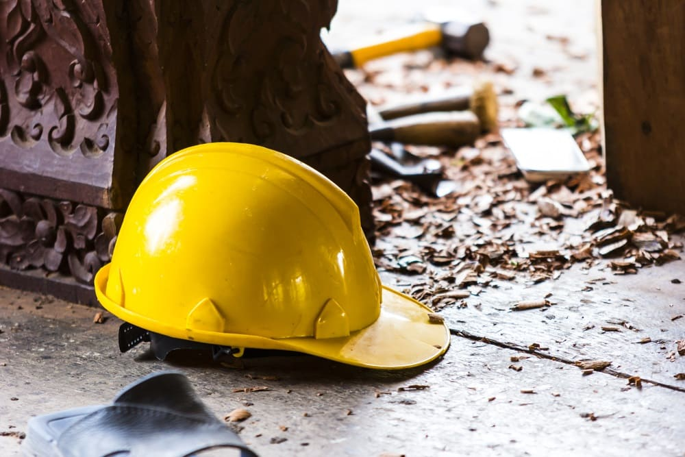construction site accidents protection