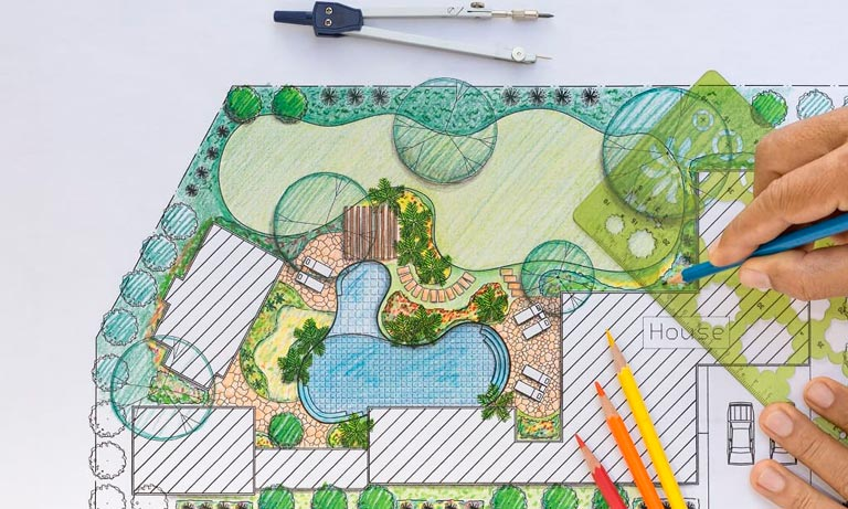When is the Best Time to Landscape Design?