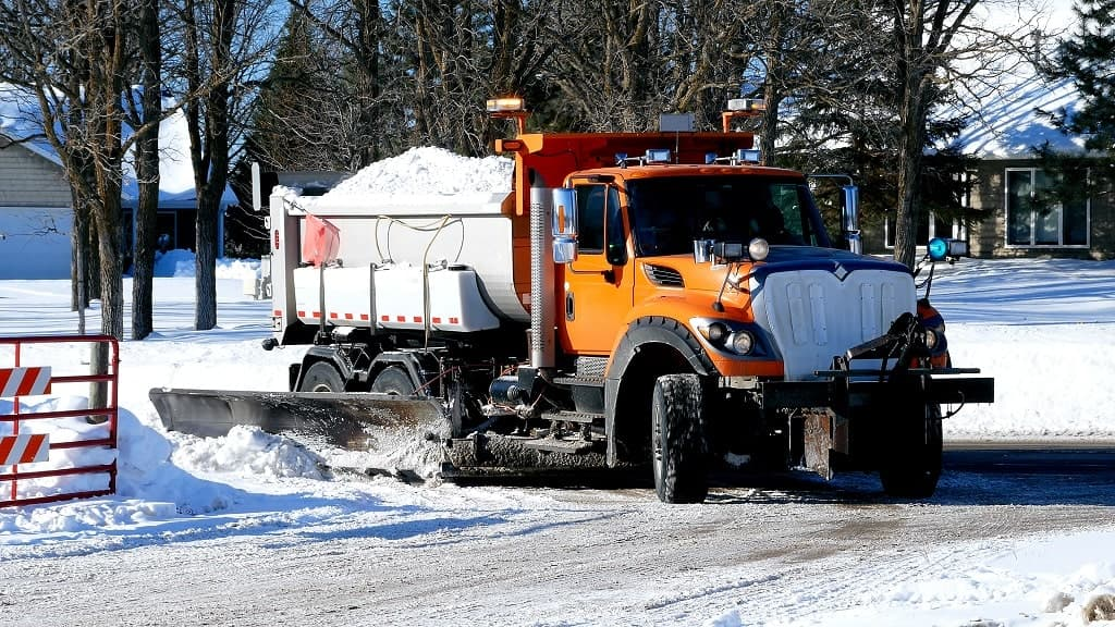 When Do I Need Snow Hauling for My Commercial Property?
