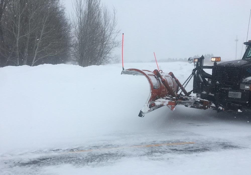Snow removal in WI MN OH