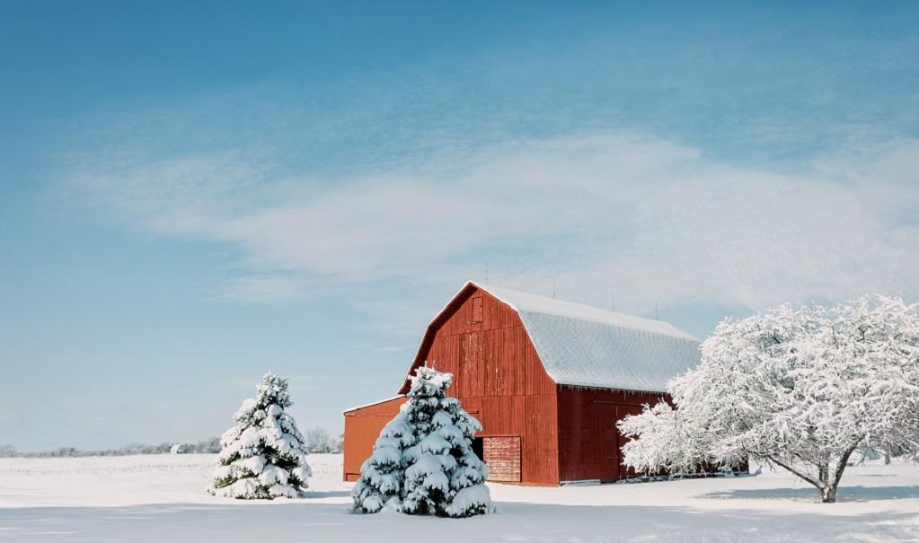 Winter in Ohio preparations