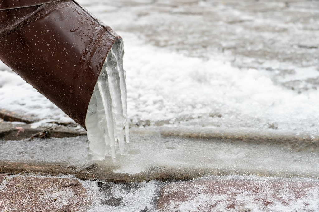 Negative Impacts Of Snow Melting On The Water Management