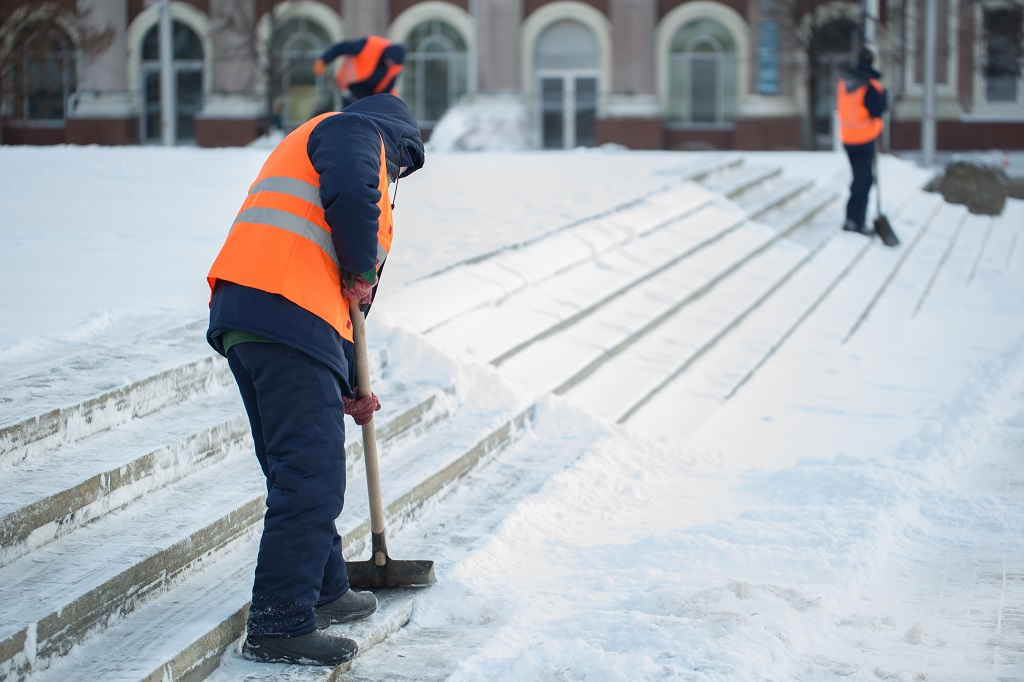 Snow Removal Risk Management