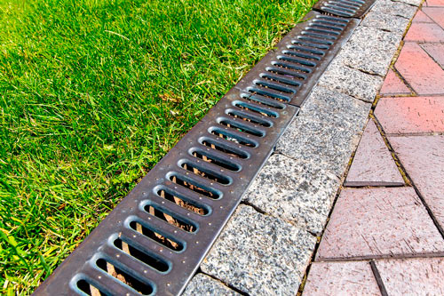 Drainage System Landscape Contractor