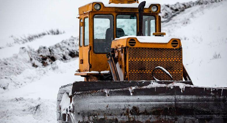 Snow contractor equipment