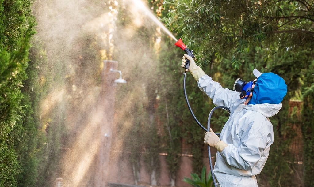 Repellents Against Mosquitoes