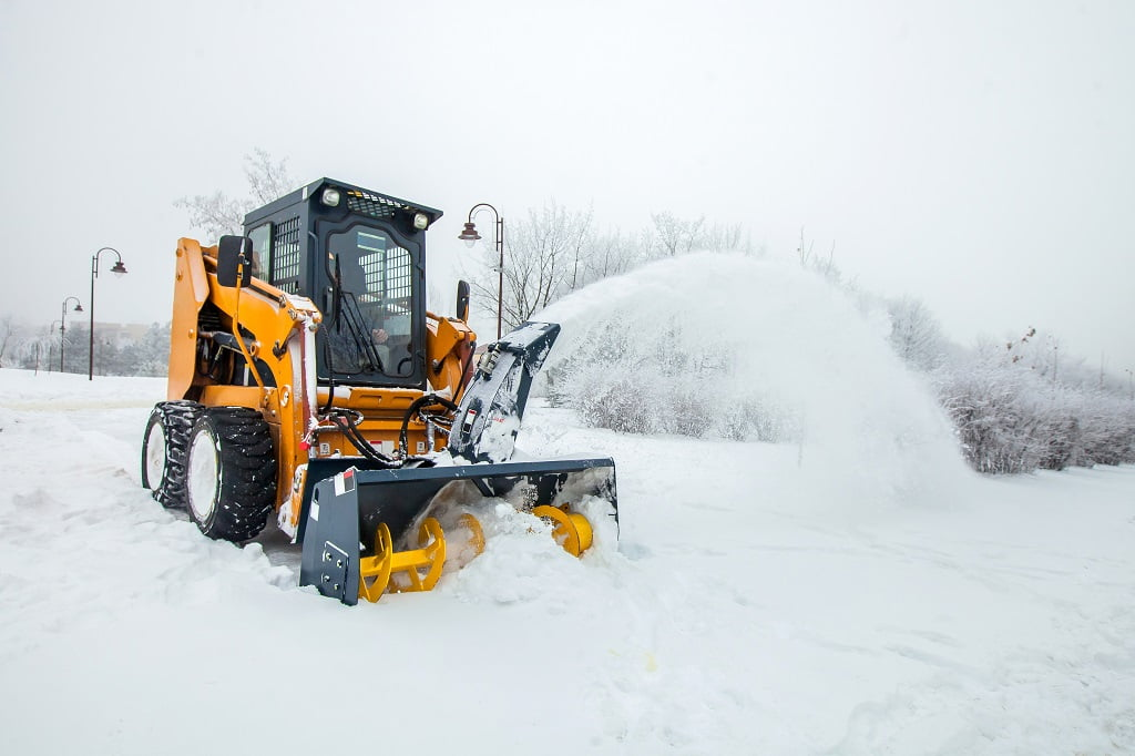 Snow Removal Mistakes for Commercial Property