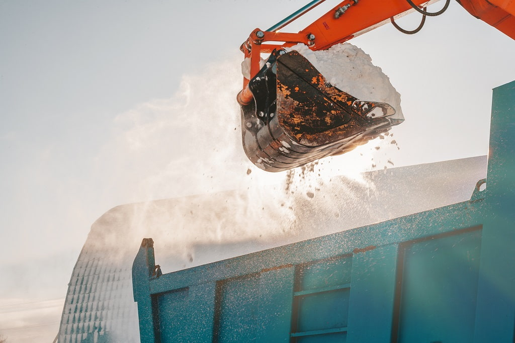 Top 3 Benefits of Commercial Snow Removal Service in Minnesota