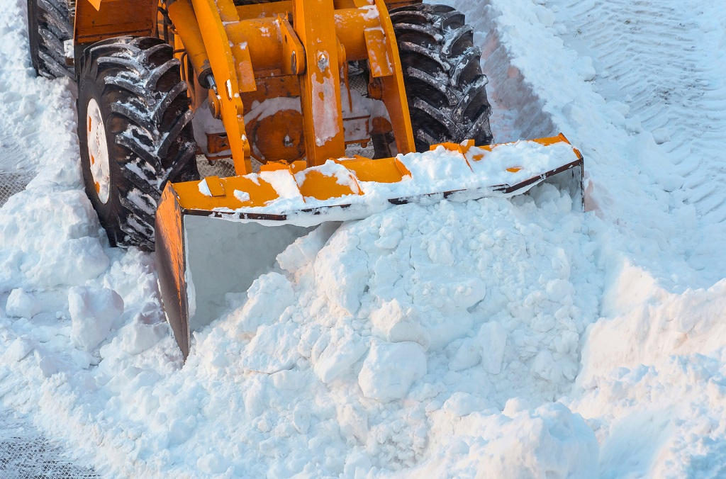 Minnesota Commercial Snow Removal Service