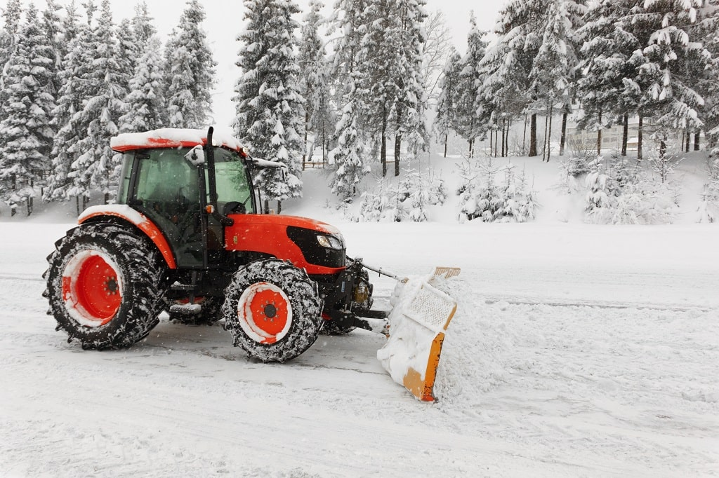 Minnesota Commercial Snow Removal