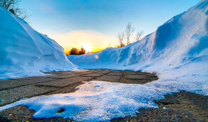Three Steps to Protecting Your Concrete from Damage This Winter