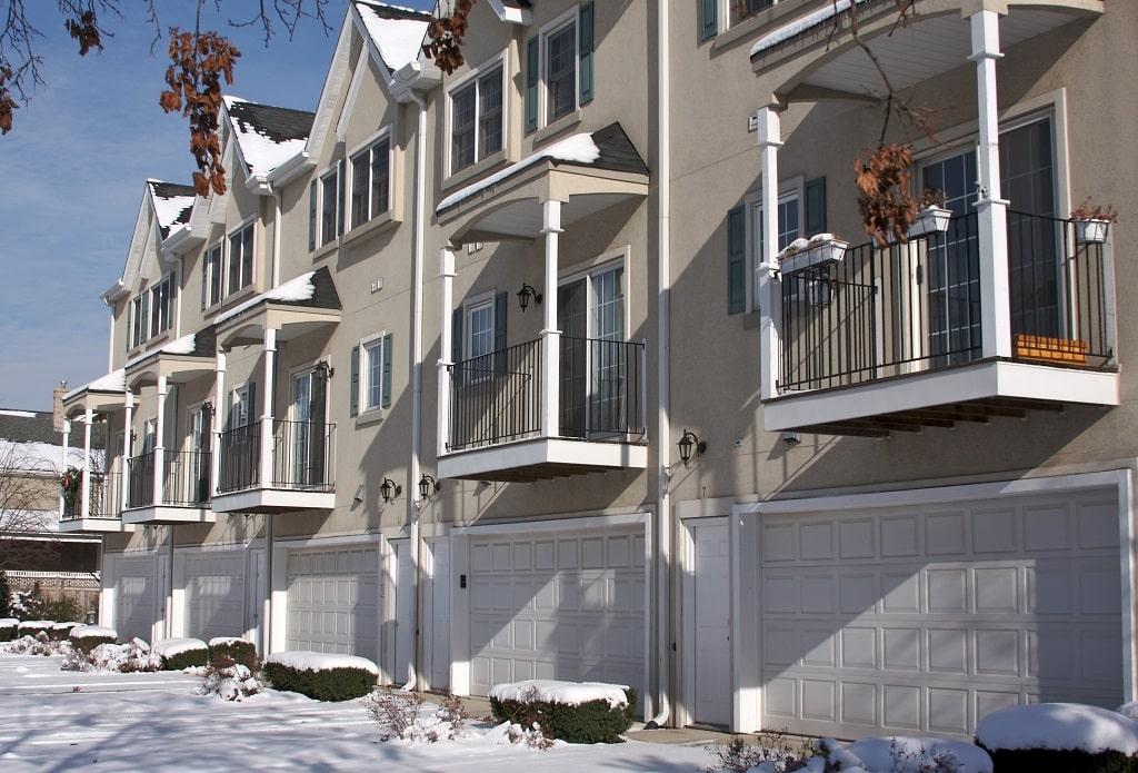 Condominium Snow Removal Wisconsin