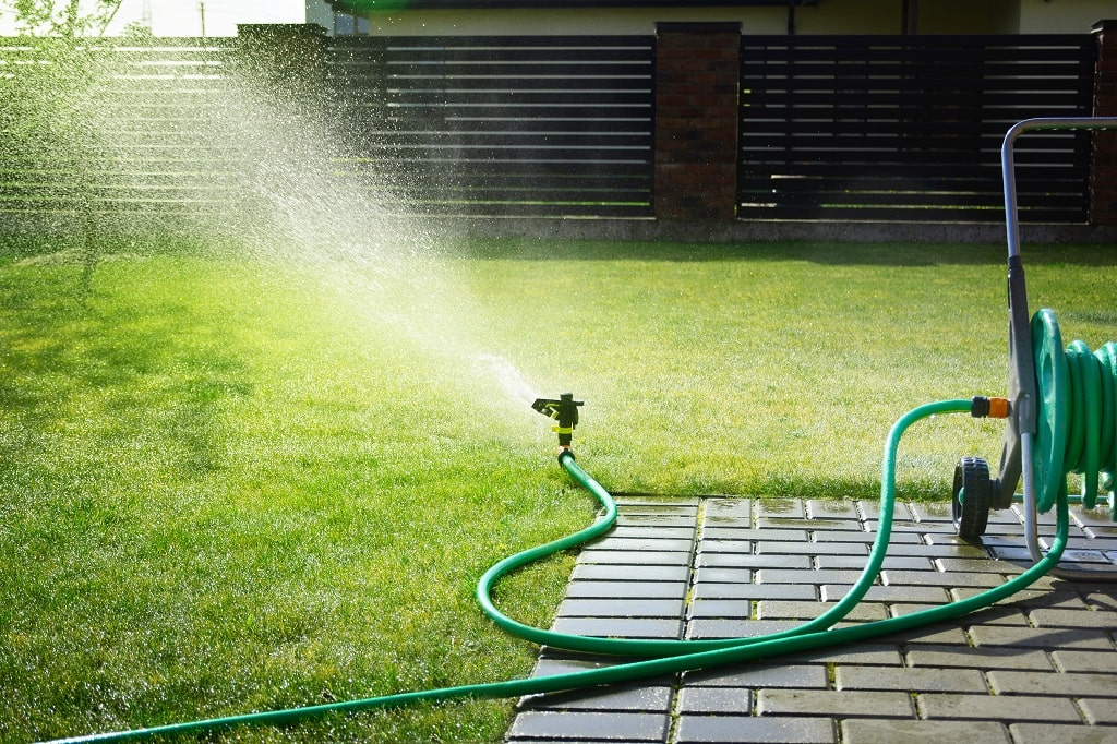 Is Your Grass Watered Enough