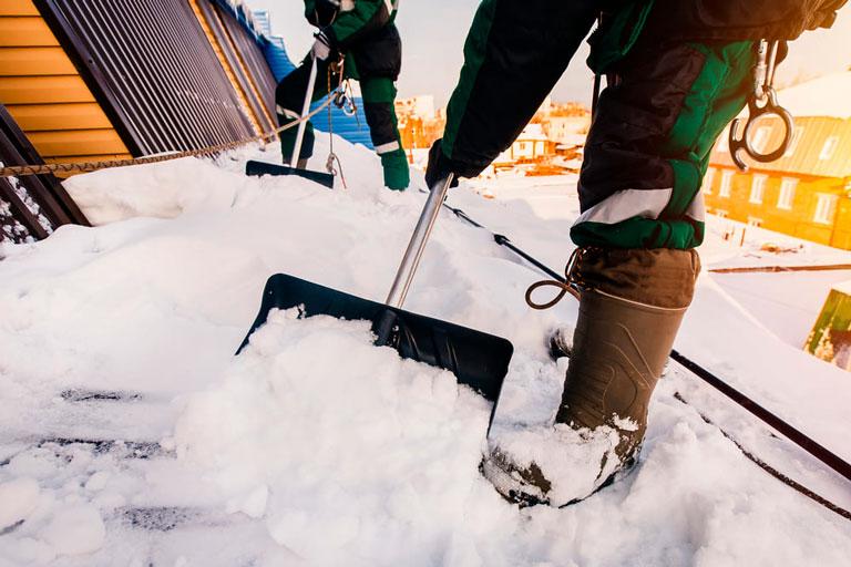 emergency snow removal