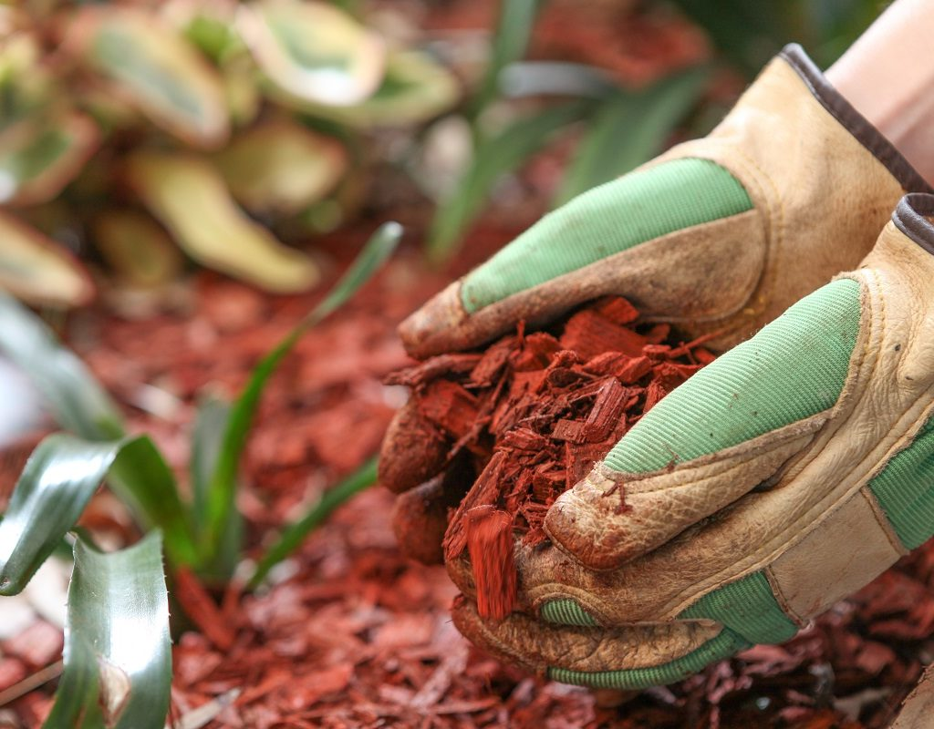 Mulch is a Great Idea for Your Business