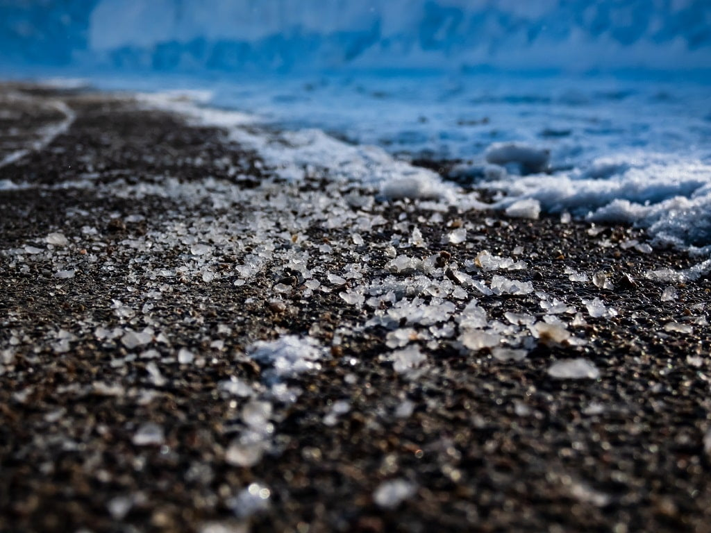 Ice Melt vs. Rock Salt — Which Is Better for Your Business?
