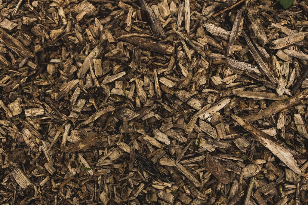 high-quality mulch