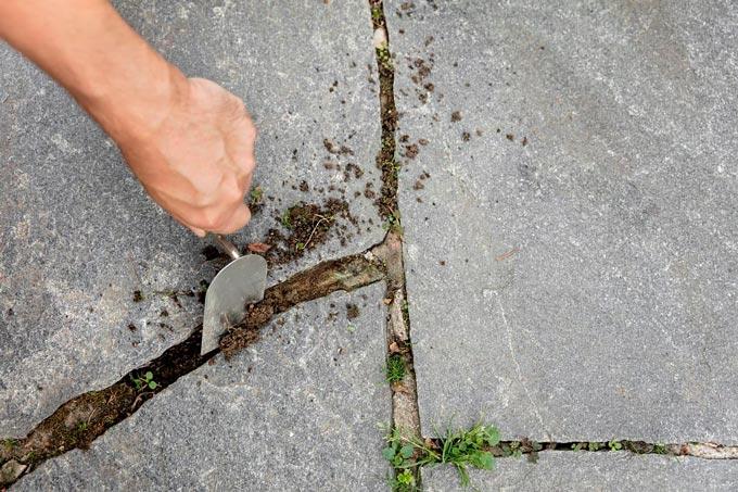 Slate Tile Repair