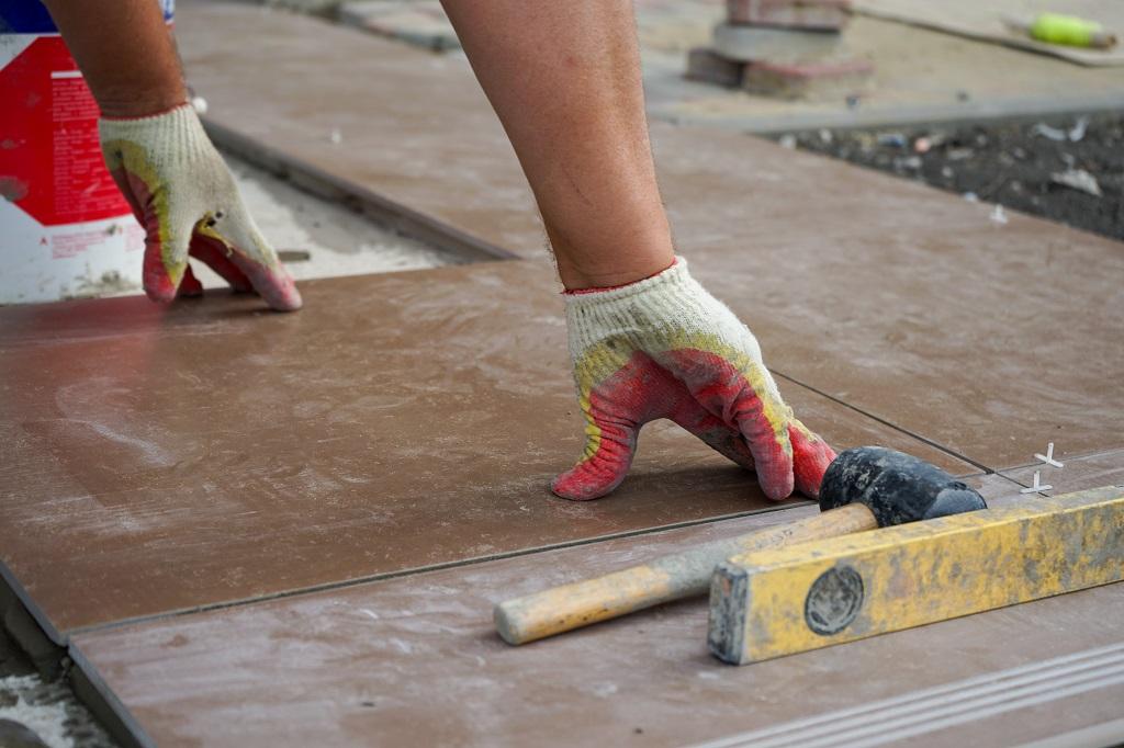Repair Slate Tile
