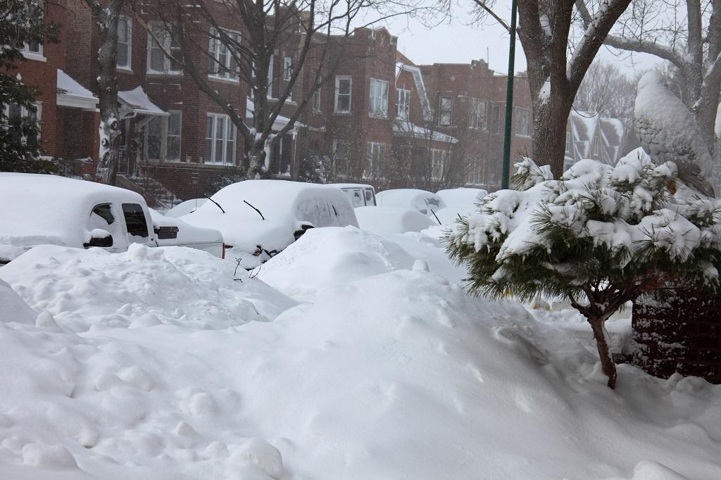 Snow Emergency Advisory Levels