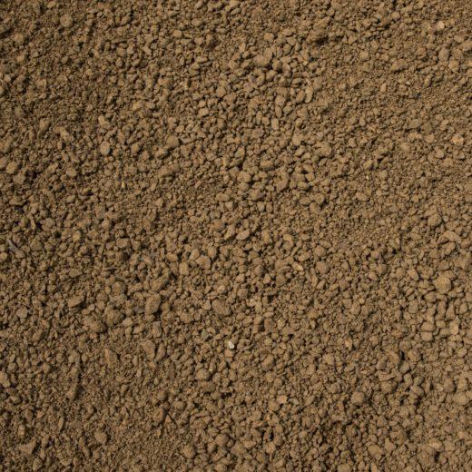 decomposed gravel in landscape