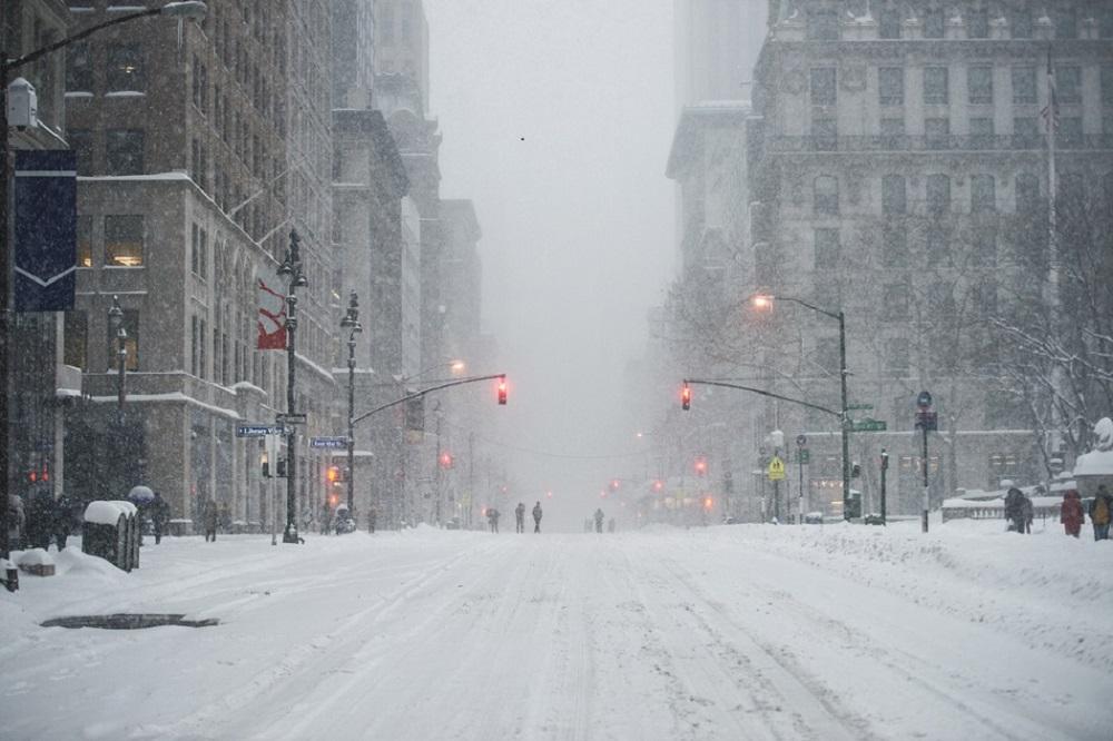 snow storm usa