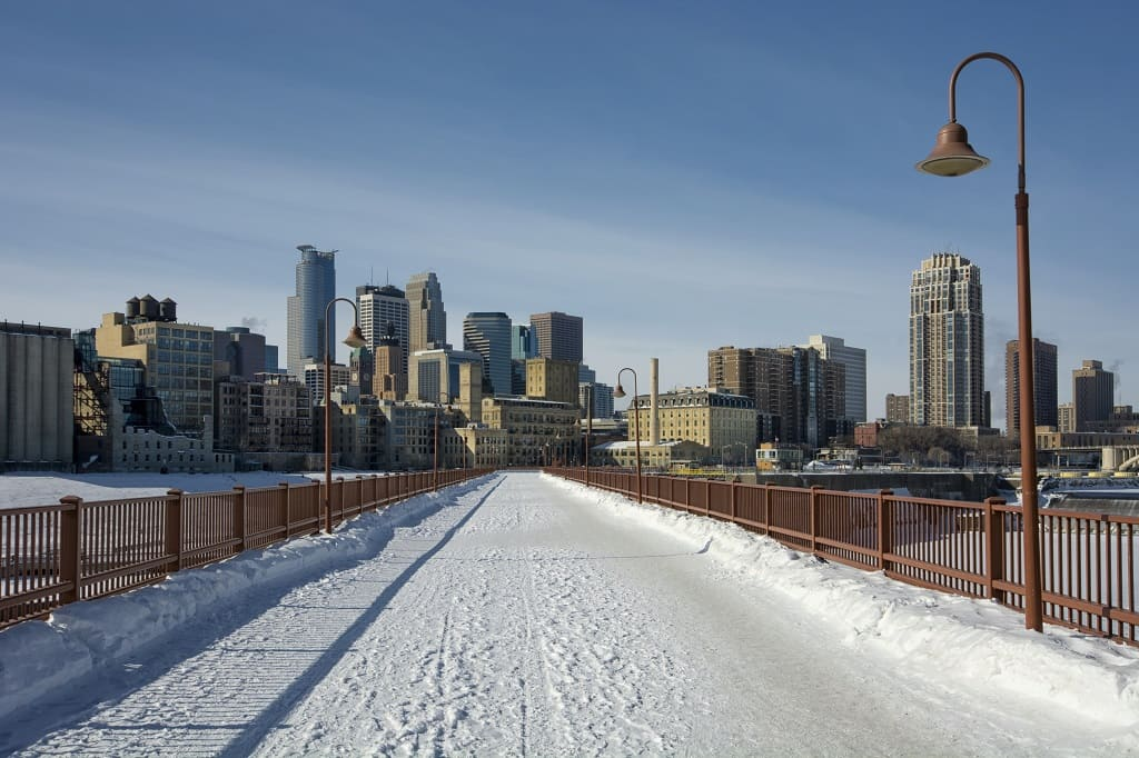 How Much Snow Should You Expect: Winter Forecast for Minnesota 2021-2022