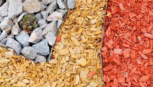 Garden Mulch Types
