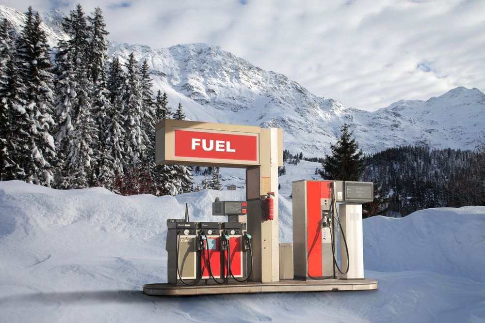 Could A Snow Removal Company Be Useful For a Network of Gas Stations?
