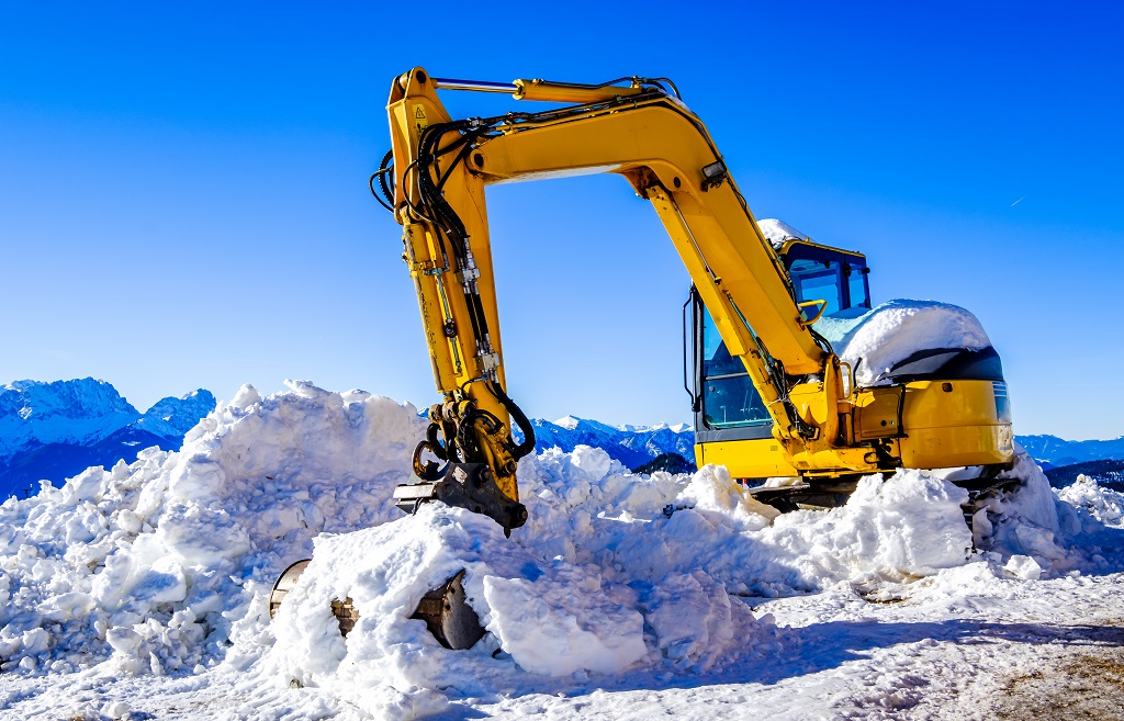 Reasons to Hire Snow Removal