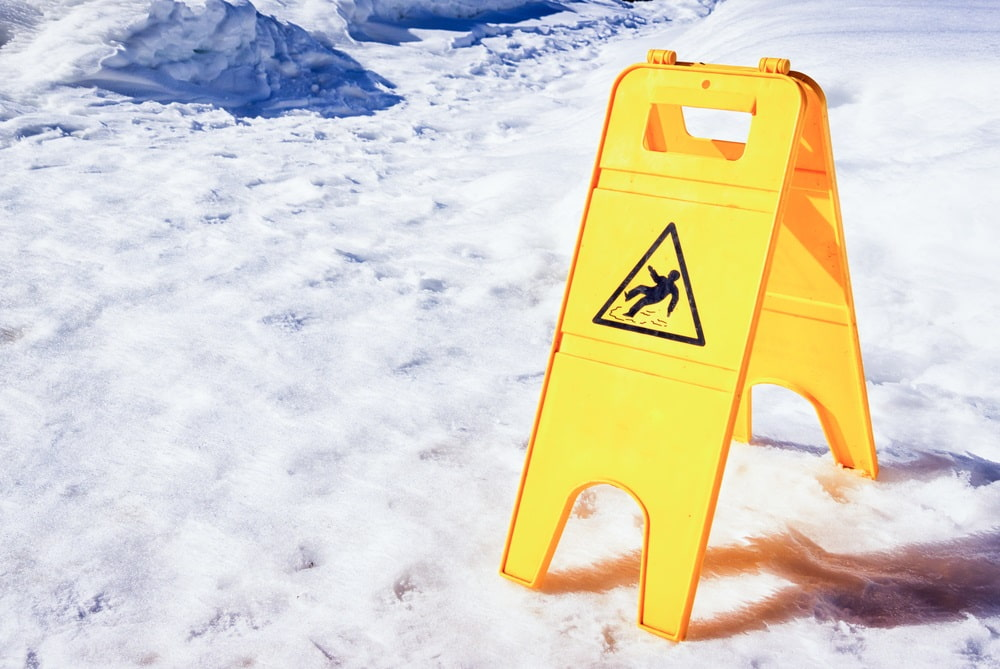 Avoiding Slips and Falls in Winter - 5 Tips to Remember!