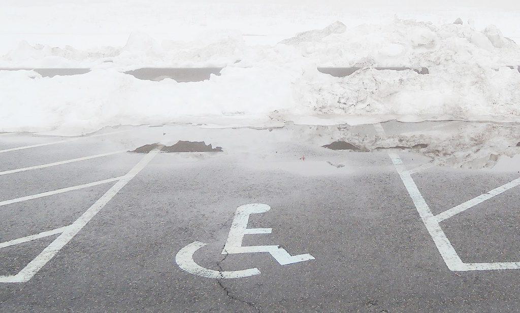 ADA Compliant Snow Removal