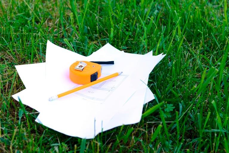 Lawn Contractor Design