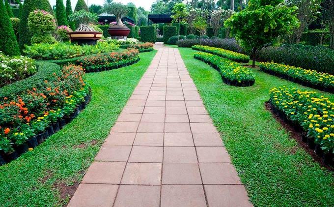 Landscape Design Advantages