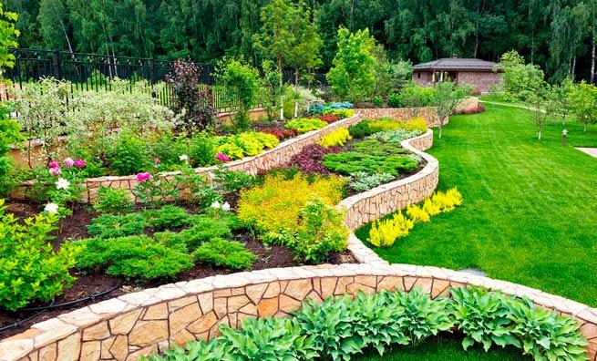 Reasong for Business Landscape Design