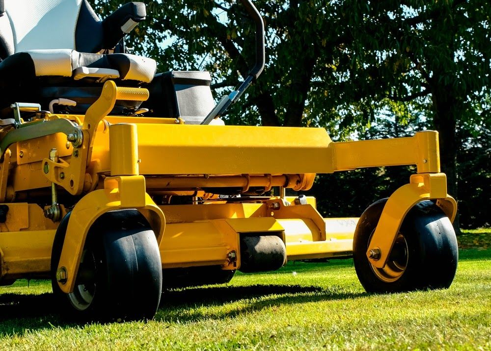 What Does Lawn Maintenance Include?