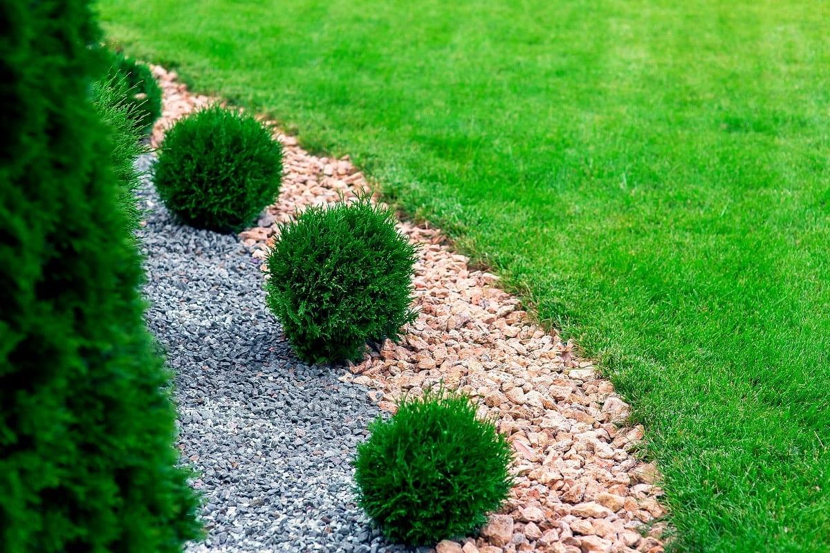 Landscape Construction for Business Property