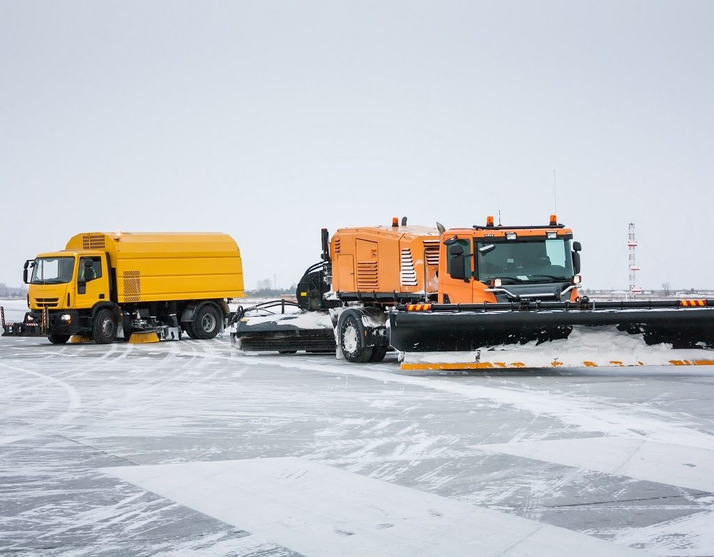 Wisconsin business trust Earth Development for all their snow removal and deicing needs for several reasons: