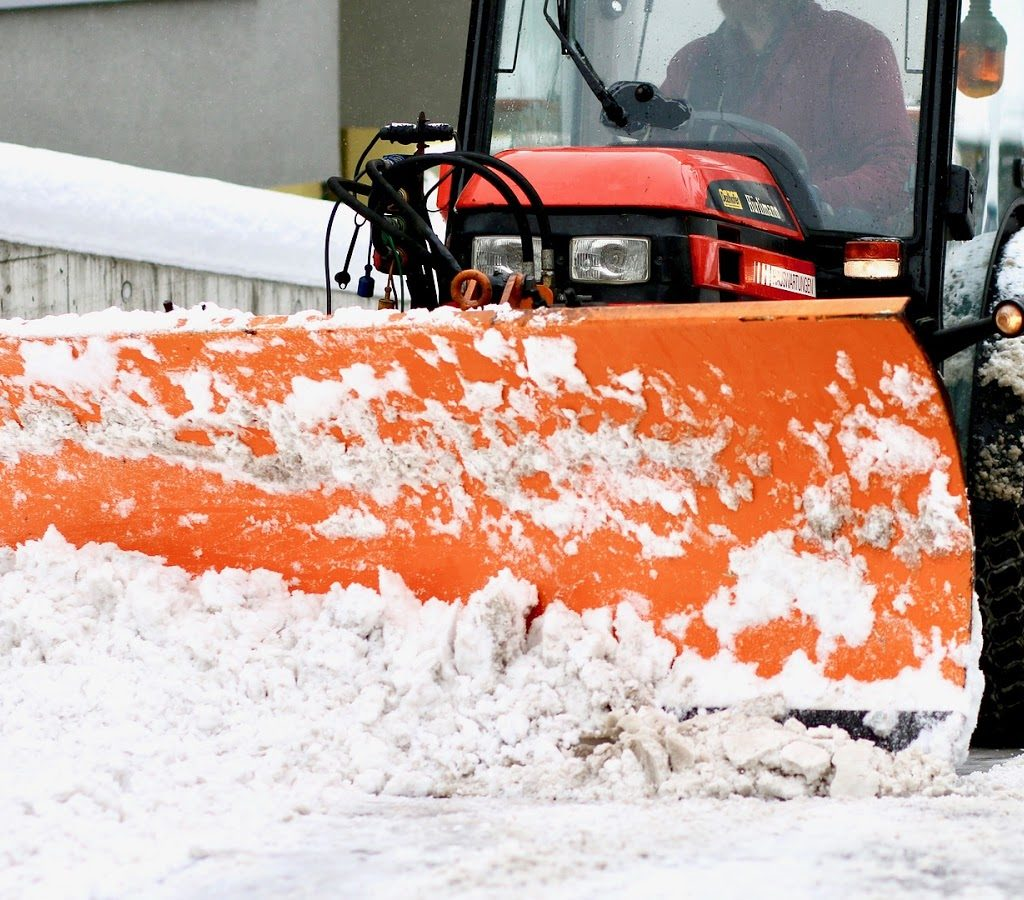 Our Snow Removal Services