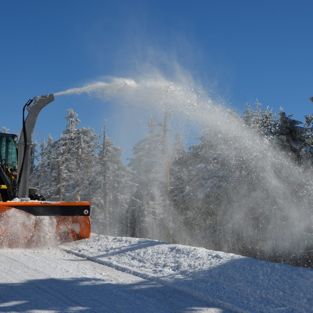 Earth Development offers the most reliable (and popular!) snow removal service in Bowling Green, Ohio. We do this by:
