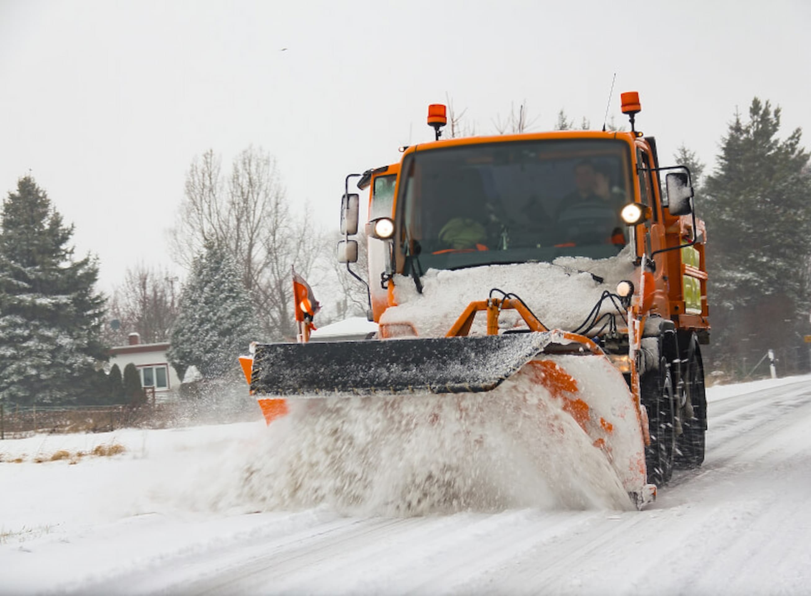 Educational facilities Snow Removal