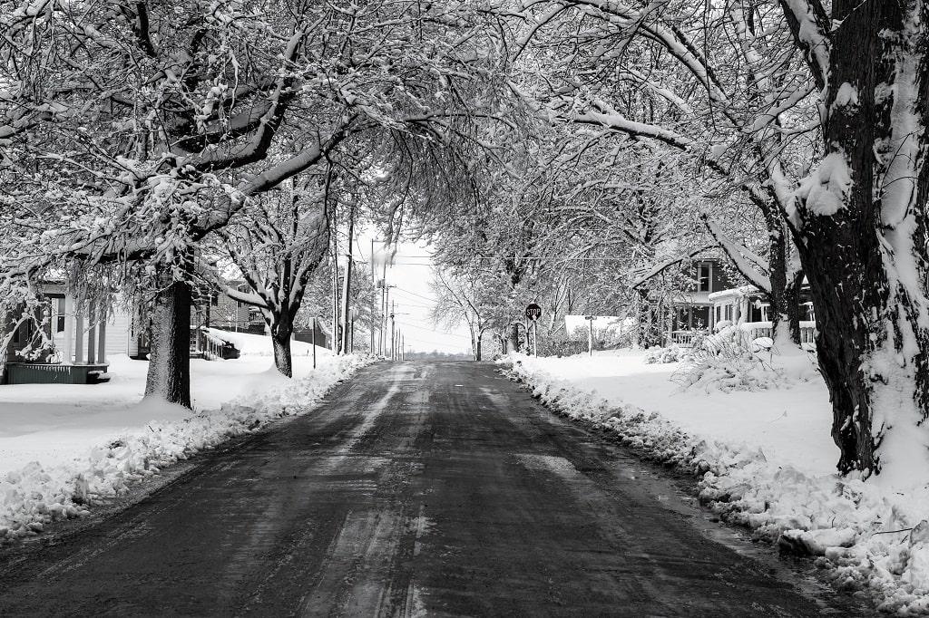 Iowa Winter Weather Facts
