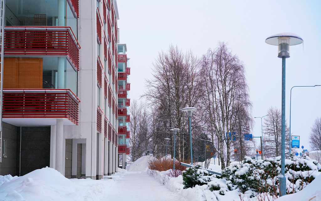 Snow Removal Contract for Condominiums