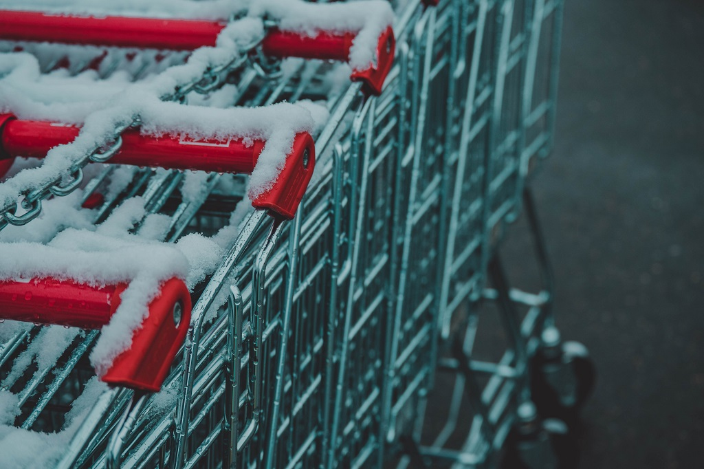 Snow Removal Contract for Retail
