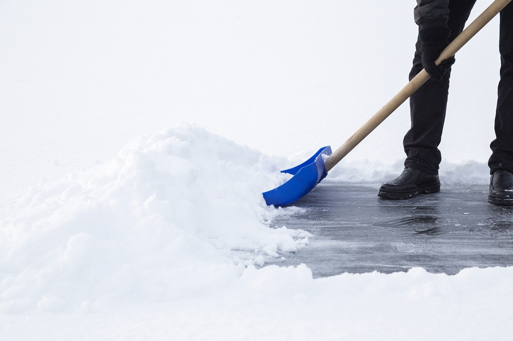 Best Practices for Snow and Ice Removal